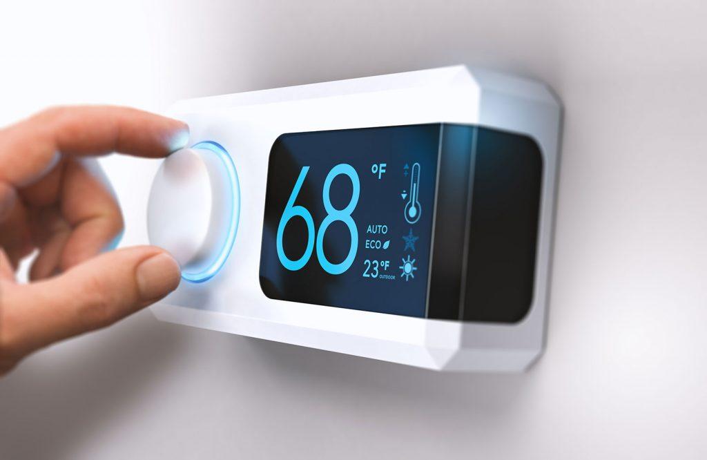 thermostat home energy saving