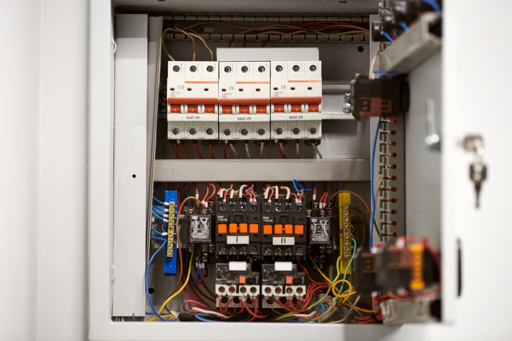 Block of rcd safety switch at home